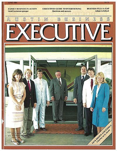 Austin Business Executive 1984