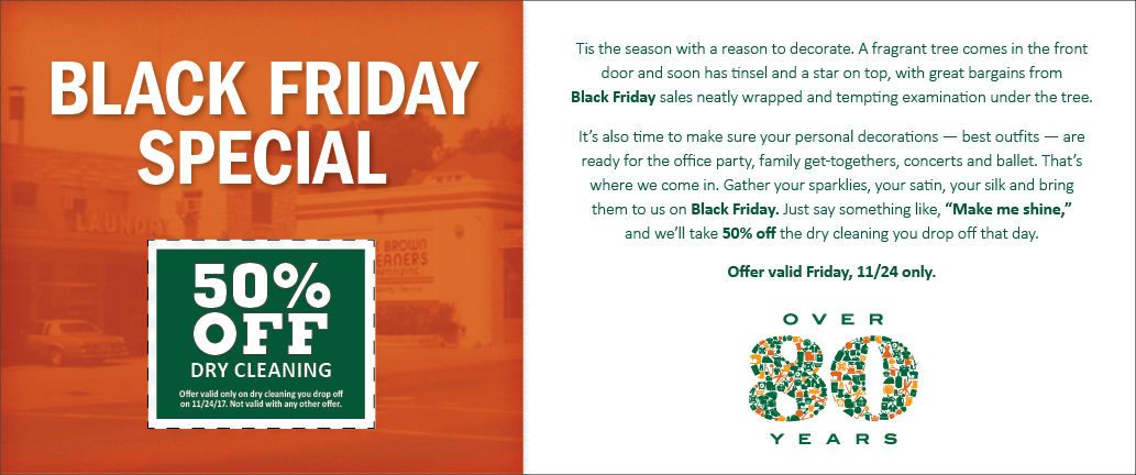Black Friday Special 2017