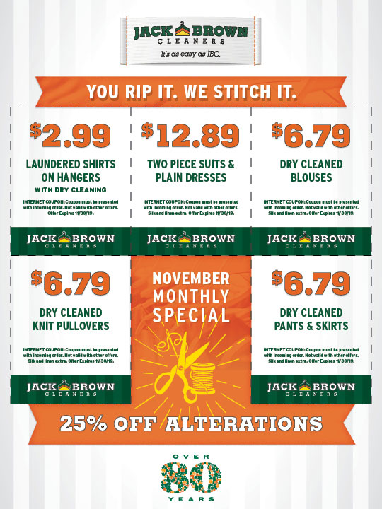 dry cleaners coupons austin tx